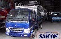 Bán xe Vinaxuki 1T9, thùng mui bạc 4m3 giá 190 triệu tại Long An