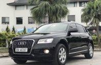 Bán Audi Q5 nhập Đức chính hãng năm sản xuất 2014, màu đen, Hà Nội giá 1 tỷ 450 tr tại Hà Nội