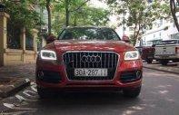 Cần bán Audi Q5 2.0 năm sản xuất 2014, màu đỏ, nhập khẩu giá 1 tỷ 420 tr tại Hà Nội