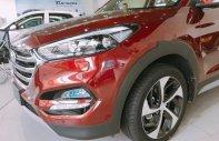 Bán Hyundai Tucson Sport 1.6 Turbo đời 2018, màu đỏ giá 902 triệu tại BR-Vũng Tàu