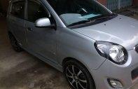 Cần bán Kia Morning SX 1.1 MT Sport năm sản xuất 2012, màu bạc xe gia đình giá 250 triệu tại Khánh Hòa
