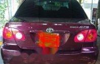 Bán ô tô Toyota Corolla altis 1.8 G MT đời 2003, màu đỏ giá 275 triệu tại Cần Thơ