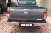 Bán Toyota Hilux sản xuất năm 2011, màu xám giá 465 triệu tại Gia Lai