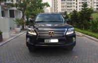 Bán ô tô Lexus LX 570 đời 2013, màu đen, nhập khẩu nguyên chiếc   giá 4 tỷ 480 tr tại Hà Nội