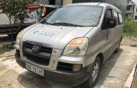Cần bán gấp Hyundai Starex năm 2003, màu bạc, nhập khẩu số sàn giá 220 triệu tại Hà Nội