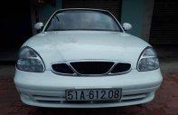 Bán Daewoo Nubira sản xuất năm 2002, màu trắng giá cạnh tranh giá 121 triệu tại Tp.HCM