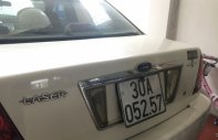 Bán Ford Laser 1.6 MT sản xuất năm 2003, màu trắng giá 180 triệu tại Quảng Ninh