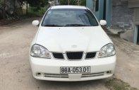 Cần bán gấp Daewoo Lacetti EX 1.6 MT năm 2007  giá 165 triệu tại Vĩnh Phúc