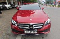 Bán Mercedes E250 2017 màu đỏ giá 2 tỷ 265 tr tại Hà Nội