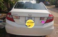 Bán Honda Civic 1.8AT đời 2012, màu trắng, 520 triệu giá 520 triệu tại Nghệ An
