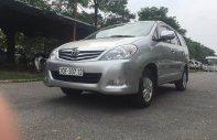 Chính chủ bán Toyota Innova 2.0V đời 2010, màu bạc giá 450 triệu tại Hà Nội