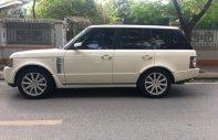 Bán xe LandRover Range Rover sản xuất năm 2008, màu trắng, nhập khẩu nguyên chiếc giá 1 tỷ 80 tr tại Hà Nội