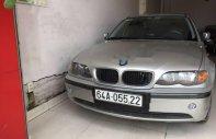 Bán BMW 3 Series 318i đời 2002, màu bạc giá 180 triệu tại Tp.HCM