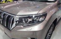 Bán Toyota Land Cruiser Prado 2.7VX màu trắng, đen, đồng giao sớm, hỗ trợ vay tới 85% giá 2 tỷ 340 tr tại Hà Nội