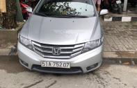 Bán ô tô Honda City năm 2014 màu bạc, giá 460 triệu giá 460 triệu tại Hà Nội