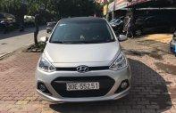 Bán Hyundai Grand i10 năm 2015 màu bạc, giá 322 triệu, xe nhập giá 322 triệu tại Hà Nội