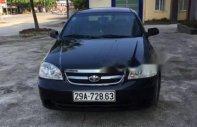 Cần bán xe Chevrolet Lacetti đời 2009, màu đen, 190 triệu giá 190 triệu tại Hà Nội