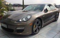 Bán Porsche Panamera 4S đời 2010, màu nâu, nhập khẩu nguyên chiếc giá 2 tỷ 340 tr tại Hà Nội