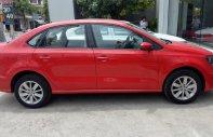 Bán Volkswagen Polo sedan - màu đỏ duy nhất- có sẵn - giao ngay giá 699 triệu tại Hải Phòng