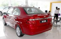 Cần bán xe Chevrolet Aveo đời 2017, màu đỏ giá 459 triệu tại Hà Nội
