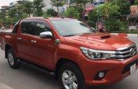 Bán xe Toyota Hilux G 3.0AT 4x4 đời 2015, màu đỏ  giá 710 triệu tại Hà Nội