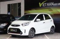 Bán xe Kia Morning Si 1.25MT sản xuất 2017, màu trắng, giá chỉ 346 triệu giá 346 triệu tại Tp.HCM