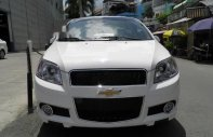 Cần bán xe Chevrolet Aveo đời 2018, màu trắng, giá 399tr giá 399 triệu tại Tp.HCM