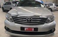 Bán Toyota Fortuner V năm sản xuất 2012, màu bạc giá 720 triệu tại Tp.HCM