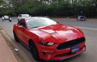 Bán ô tô Ford Mustang 2.3 Ecoboost sản xuất 2018, màu đỏ, nhập Mỹ, giá cực tốt có xe giao ngay giá 2 tỷ 777 tr tại Hà Nội