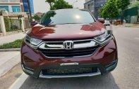 Bán Honda CR V 1.5TB sản xuất 2018, màu đỏ giá 1 tỷ 220 tr tại Hà Nội