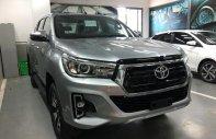 Bán xe Toyota Hilux 2.8L màu bạc giao ngay giá 878 triệu tại Hà Nội