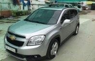 Cần bán xe Chevrolet Orlando năm sản xuất 2015, màu bạc giá 535 triệu tại Tp.HCM