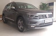 Bán xe Volkswagen Tiguan năm sản xuất 2018, màu xám (ghi), nhập khẩu giá 1 tỷ 699 tr tại Hà Tĩnh