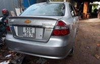 Bán Chevrolet Aveo đời 2013, màu bạc   giá 265 triệu tại Tp.HCM