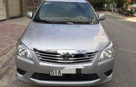 Bán Toyota Innova sản xuất 2013, màu bạc giá 485 triệu tại Tp.HCM