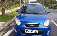 Bán ô tô Kia Morning đời 2010, màu xanh lam số tự động giá 218 triệu tại Hải Phòng
