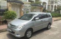 Cần bán gấp Toyota Innova G đời 2008, màu bạc chính chủ giá 337 triệu tại Hà Nội