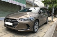 Bán xe Hyundai Elantra GLS 2.0AT 2016, màu nâu giá cạnh tranh giá 640 triệu tại Hà Nội