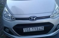 Bán xe Hyundai Grand i10 đời 2015, màu bạc, xe nhập  giá 368 triệu tại Hưng Yên