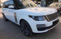 Bán ô tô LandRover Range Rover Autobiography LWB 5.0 sản xuất 2018, màu trắng, nhập khẩu giá 12 tỷ 600 tr tại Hà Nội