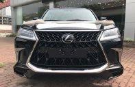 Bán Lexus LX570 Super Sport S 2018 màu đen, nội thất nâu da bò, xe xuất Trung Đông mới 100%, LH em Đình 0904927272 giá 9 tỷ 260 tr tại Hà Nội