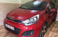 Bán xe Kia Rio sản xuất 2014 màu đỏ, 465 triệu, nhập khẩu nguyên chiếc giá 465 triệu tại Hà Nội