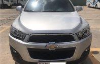 Bán ô tô Chevrolet Captiva 2015, màu bạc, xe nhập chỉ cần 200tr có xe giá 635 triệu tại Tp.HCM