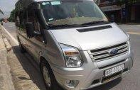 Cần bán gấp Ford Transit 2017, màu bạc giá 720 triệu tại Quảng Ninh