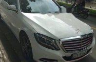 Bán Mercedes S400 đời 2014, màu trắng giá 2 tỷ 600 tr tại Tp.HCM