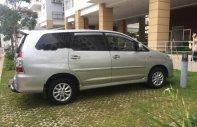 Bán Toyota Innova đời 2014, màu bạc   giá 545 triệu tại Tp.HCM