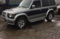 Cần bán xe Mitsubishi Pajero đời 2001, màu bạc giá 235 triệu tại Tp.HCM