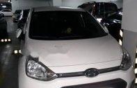 Cần bán xe Hyundai Grand i10 sản xuất năm 2016, màu trắng xe gia đình, giá tốt giá 370 triệu tại Tp.HCM