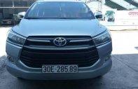 Cần bán lại xe Toyota Innova 2.0G  AT năm 2017, màu bạc giá cạnh tranh giá 806 triệu tại Hà Nội