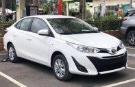 Bán xe Toyota Vios 1.5E MT năm sản xuất 2018, màu trắng giá 531 triệu tại Tp.HCM